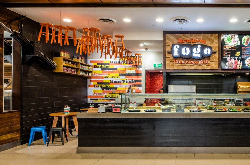 Hospitality Fitout Specialists Fogo Brazilia Rouse Hill Project Slide 1