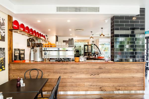 Eve Street Café – Erskineville