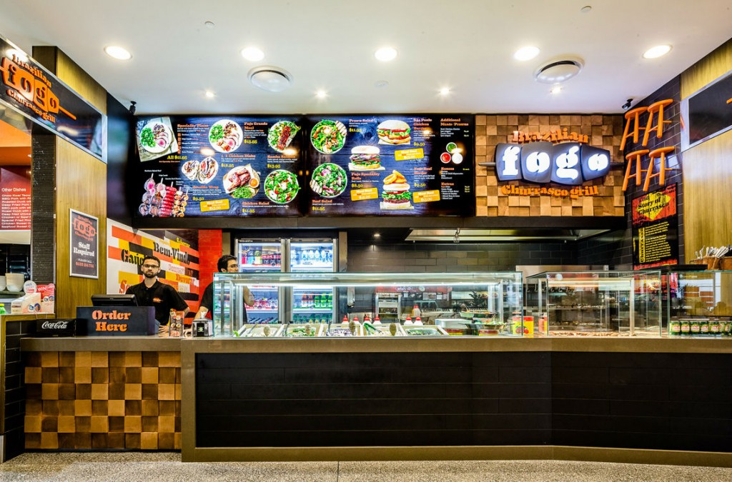Hospitality Fitout Specialists Fogo Brazilia Penrith Project Slide 1