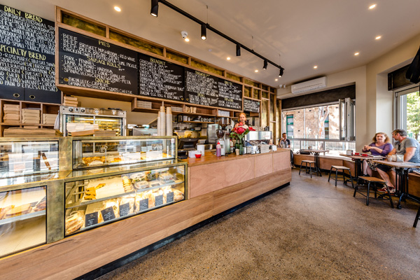 Bourke Street Bakery – Newtown